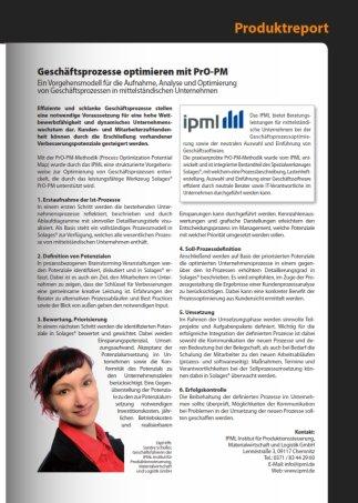 ERP Beratung, ERP Mittelstand, ERP Implementierung